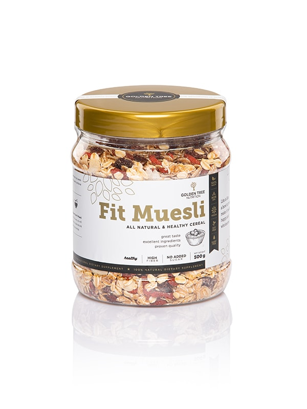 Fit müsli - zdravé vločky