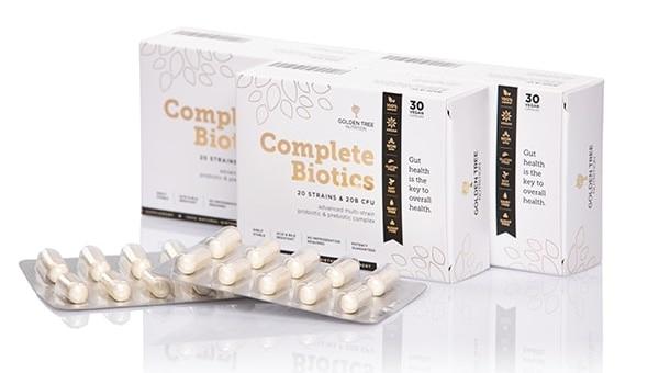 Probiotiká Complete Biotics
