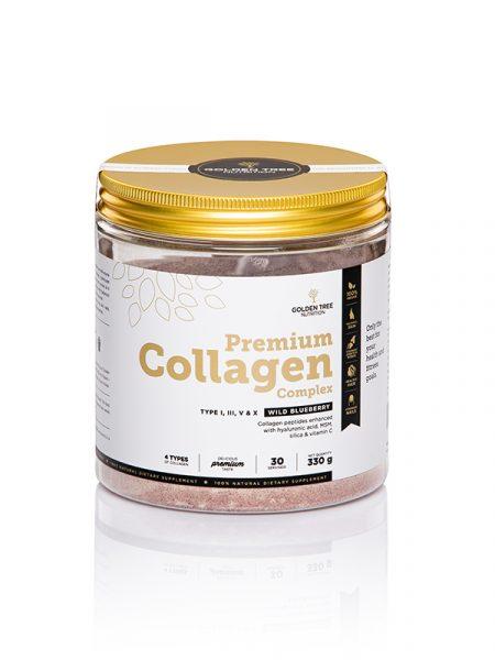 Hydrolyzovaný kolagen Premium Collagen Complex
